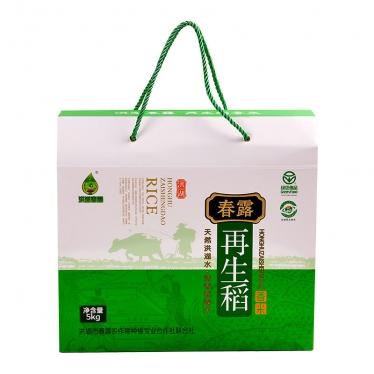 春露再生稻香米(礼盒)